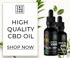 Try The CBD in Rialto, California