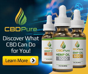 CBD Pure oil in Colchester, VT