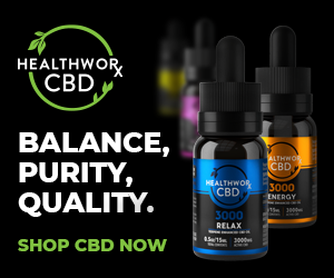 Healthworx CBD store Atlantic City, NJ